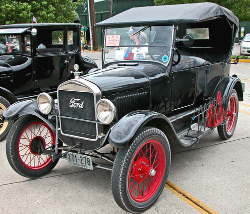 Model T photo