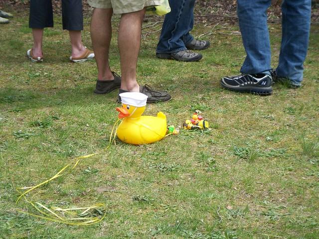 rubber duck mascots