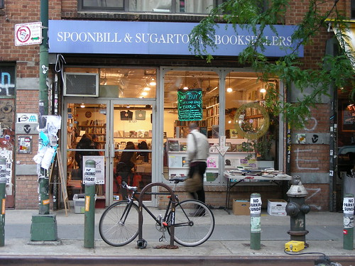 NYC - Brooklyn - Williamsburg - Spoonbill & Sugartown, Booksellers