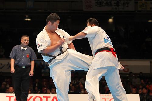 新極真会 第42回全日本空手道選手権大会