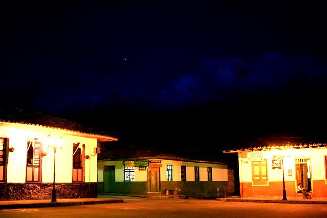 Imagen de un Pueblo del Paisaje Cultural Cafetero