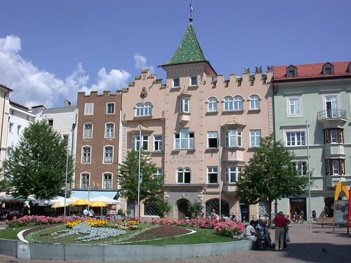 Brixen Rathaus