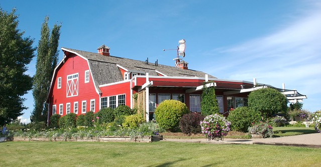 Saskatoon Berry Barn Flickr Photo Sharing
