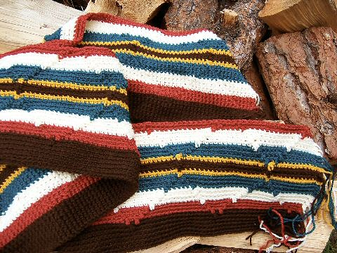 CROCHET PATTERN FOR A NAVAJO AFGHAN ? CROCHET PATTERNS
