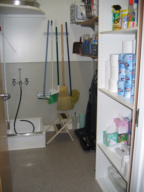 Janitor closet | Flickr - Photo Sharing!