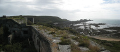 Clonque from Fort Tourgis - Alderney