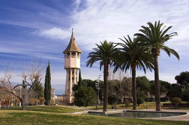 Torre de l'Aigua - Sabadell