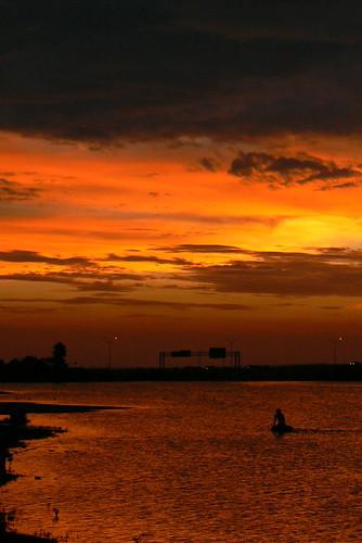 sunset people texas corpuschristi panasonicdmcfz7 10millionphotos