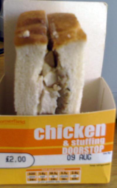 Chicken doorstop flickr photo sharing - Chicken doorstops ...