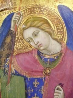 Saint Michel Archange, Barnaba da Modena (1328-1386)