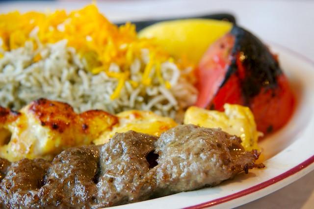 Persian Beef & Chicken Kabob | Flickr - Photo Sharing!