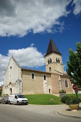 Eglise de Saint-Paul-de-Varax