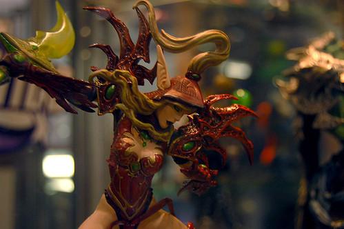 Warcraft Woman