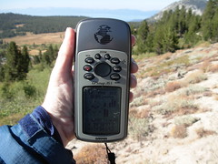 Hiking gps, hiking Mount Rose GPS