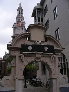 Zuiderkerk Gemeente Amsterdam 近く の画像. church amsterdam thenetherlands