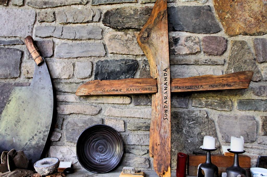 George Nakashima's Cross