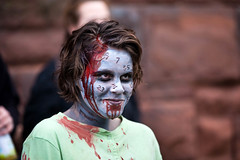 Zombie Walk 2010 - Albany, NY - 10, Oct - 10.jpg by sebastien.barre