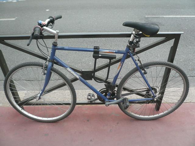 le vélo de gab