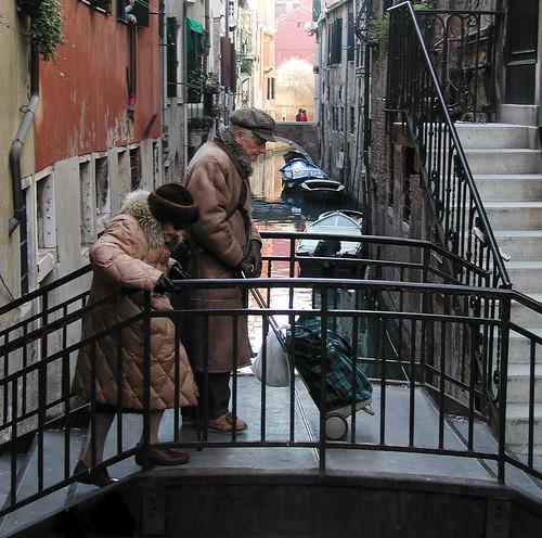 Venice couple