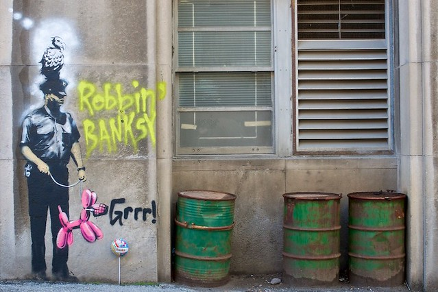 Banksy Modified