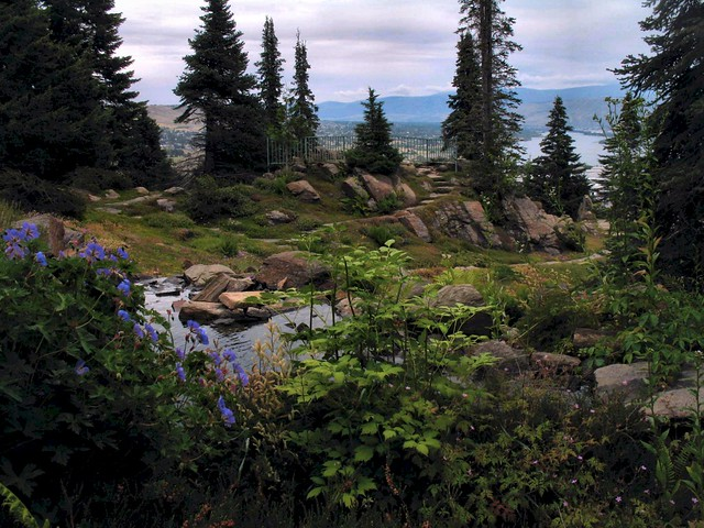 Ohme gardens near wenatchee washington a gallery on flickr for Columbia at south river gardens