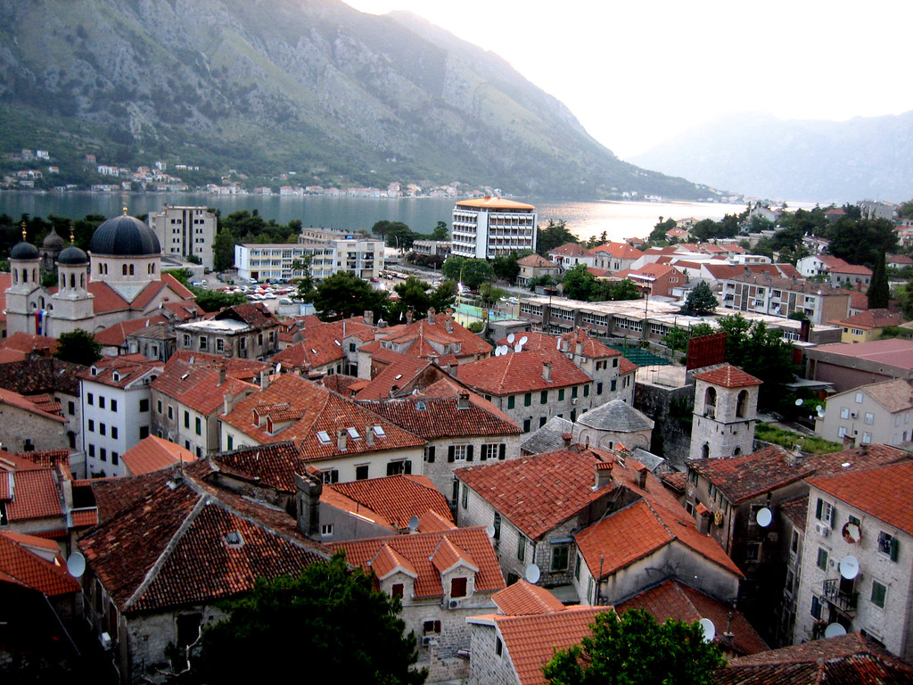 Kotor, Montenegro by David Dufresne on Flickr