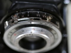 AGFA Isolette 1 - Lens Mechanism