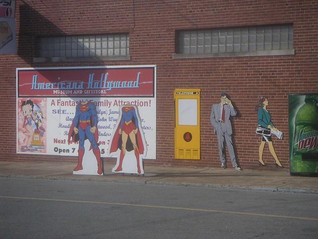 Headless Superman and Girl | Flickr - Photo Sharing!