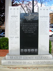Bradley County War Memorial