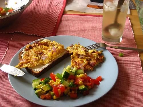 Last Israeli Breakfast