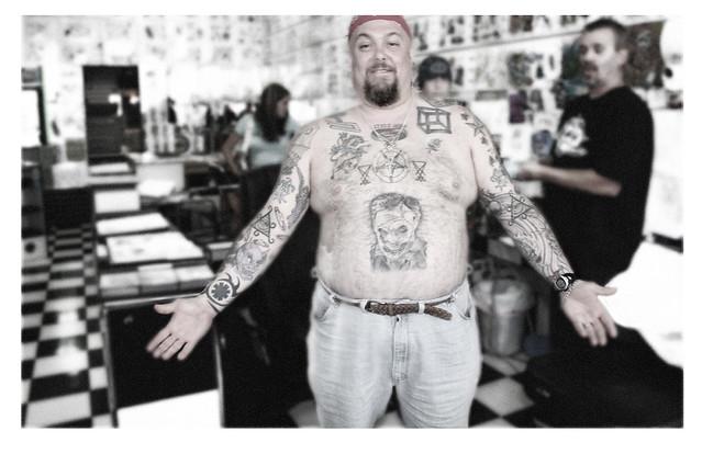 big al tattoo