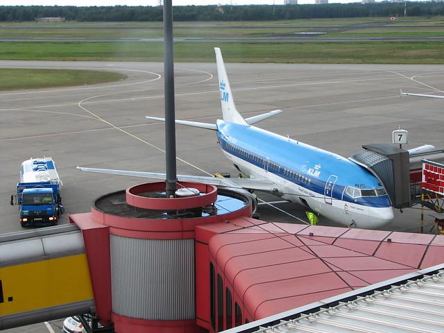KLM Boeing 737-306 'Willem Barentsz'