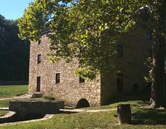Grist Mill Exterior