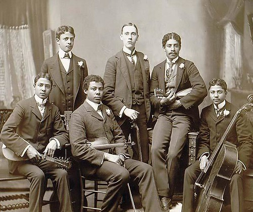 African Bands: African American Musicians
