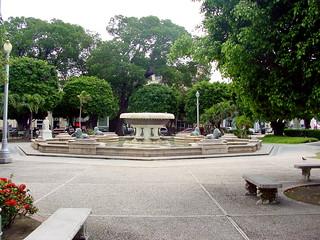 Public Fountain, Ponce, Puerto Rico