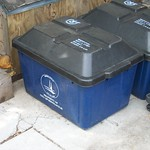 City of Minneapolis Recycling Box