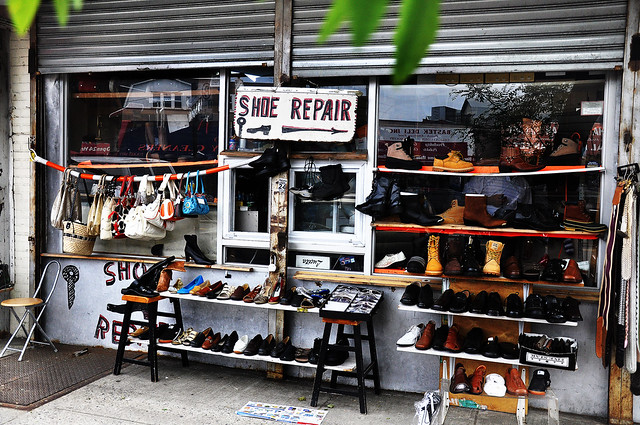 Shoe Repair Shop Tring