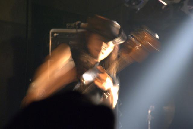 ROUGH JUSTICE live at Yotsuya Outbreak, Tokyo, 23 Jun 2010. 090