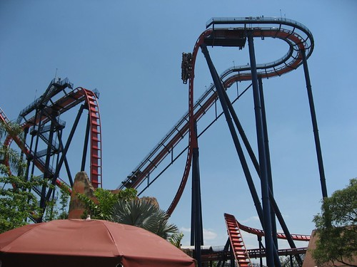Ten things montagne russe - Busch gardens rides height requirements ...