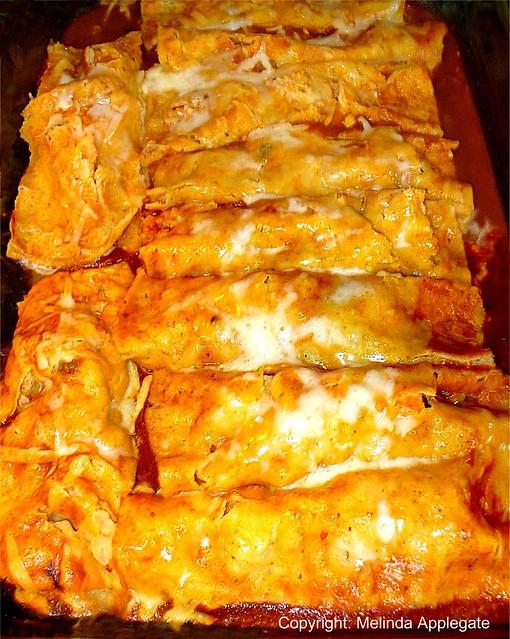 Homemade Shrimp Enchiladas - Delicious! | Flickr - Photo Sharing!