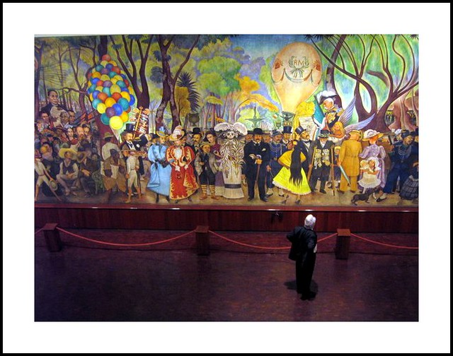 Diego rivera mural museum flickr photo sharing for Diego rivera famous mural