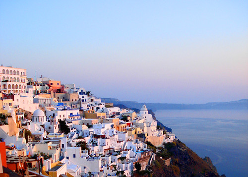 sunset island volcano europe atlantis explore santorini greece fira thera cotcmostinteresting cotcmostfavourited p1f1 shieldofexcellence colorphotoaward travelerphotos diamondclassphotographer ysplix fiveflickrfavs anticando iconosdetoto