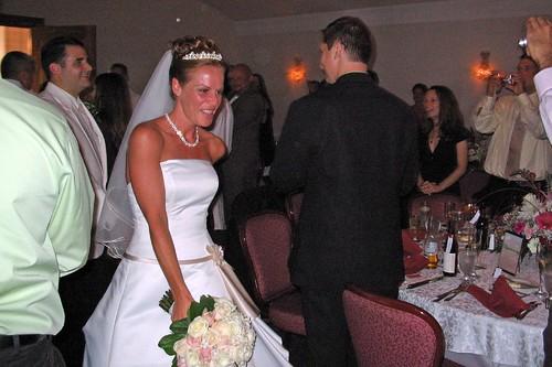 WEDDING RECEPTION ENTRANCE SONGS. WEDDING RECEPTION - BACKYARD WEDDING ...