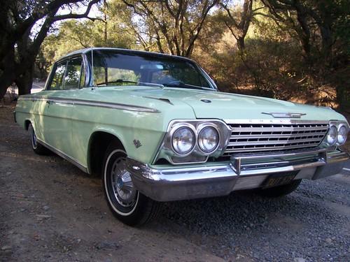 1962 Chevy Impala Classic
