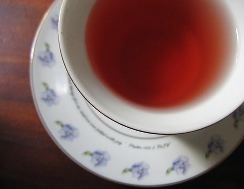 Tea, I