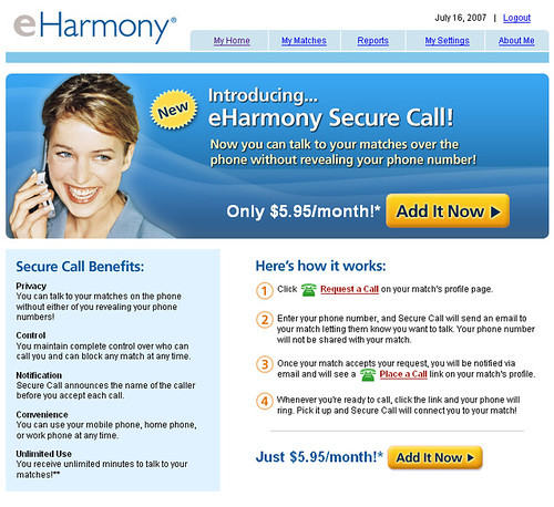 Eharmony now has many blog writers, so-called eHarmony experts who address issues of love, dating, and relationships. You don't need to be an eHarmony member to access this advice; a simple web search will bring you to eharmony blogs on any relationship subject.