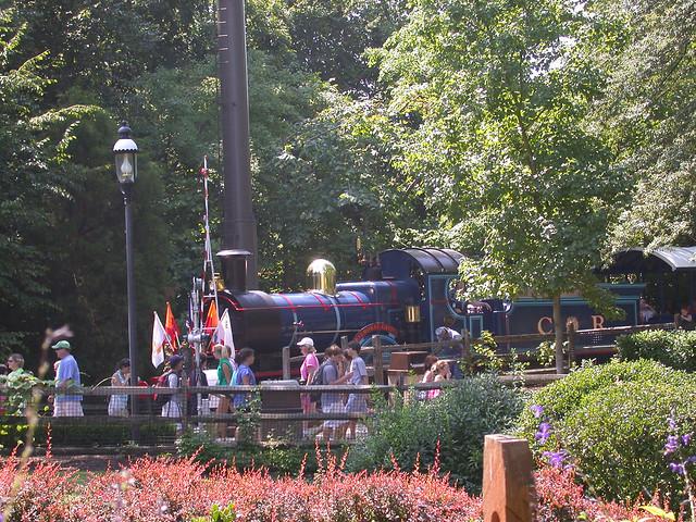 Busch Gardens Train Flickr Photo Sharing