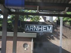 Treinstation Arnhem