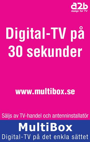 Annons för A2B
