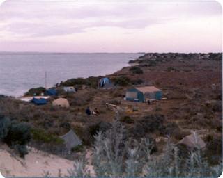 ANZSES Coorong Base Camp